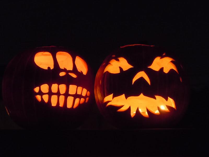 Halloween Jack O'Lanterns