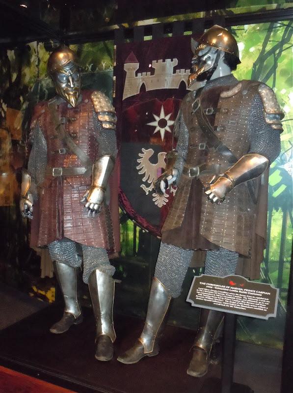 Narnia Prince Caspian Telmarine Lord battle costumes