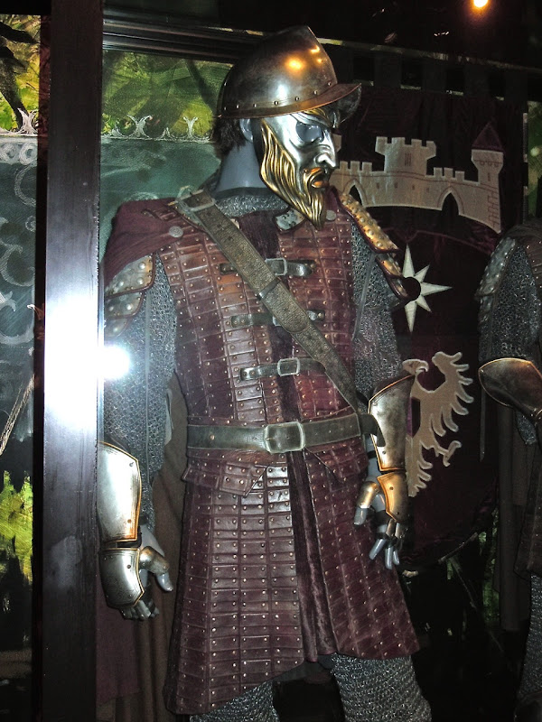 Narnia  Telmarine Lord battle costumes