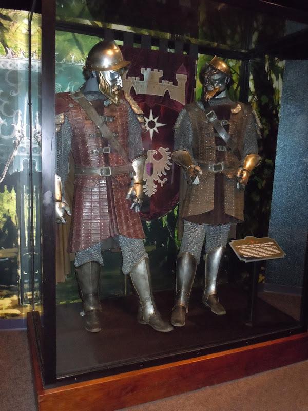 Prince Caspian Telmarine Lord battle armour