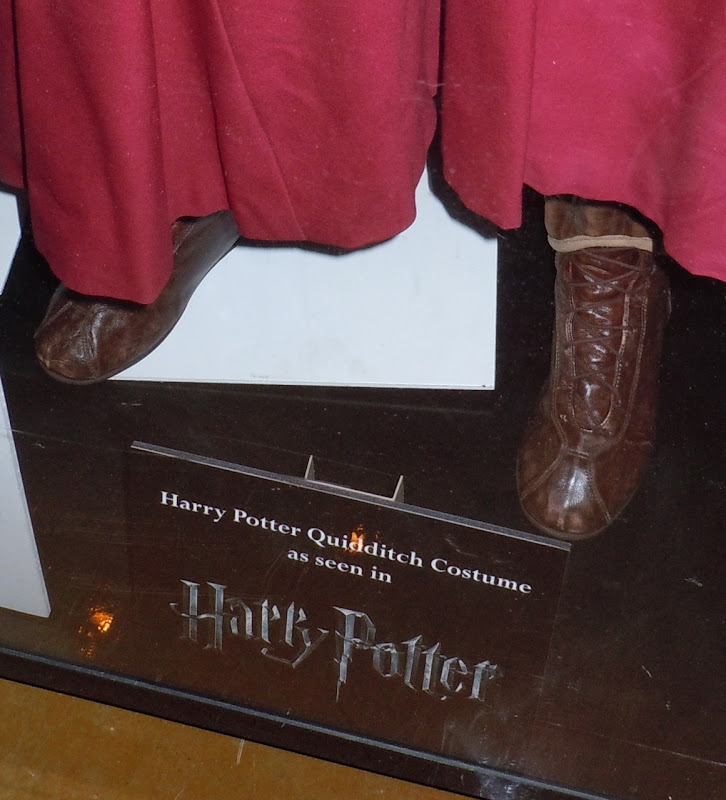 Harry Potter Quidditch shoes