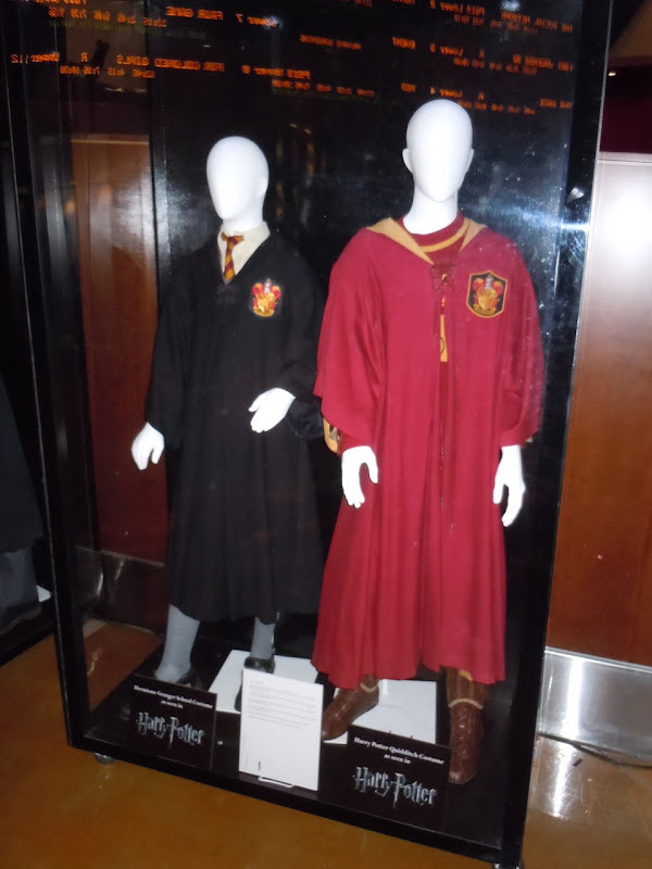 Harry Potter movie costumes