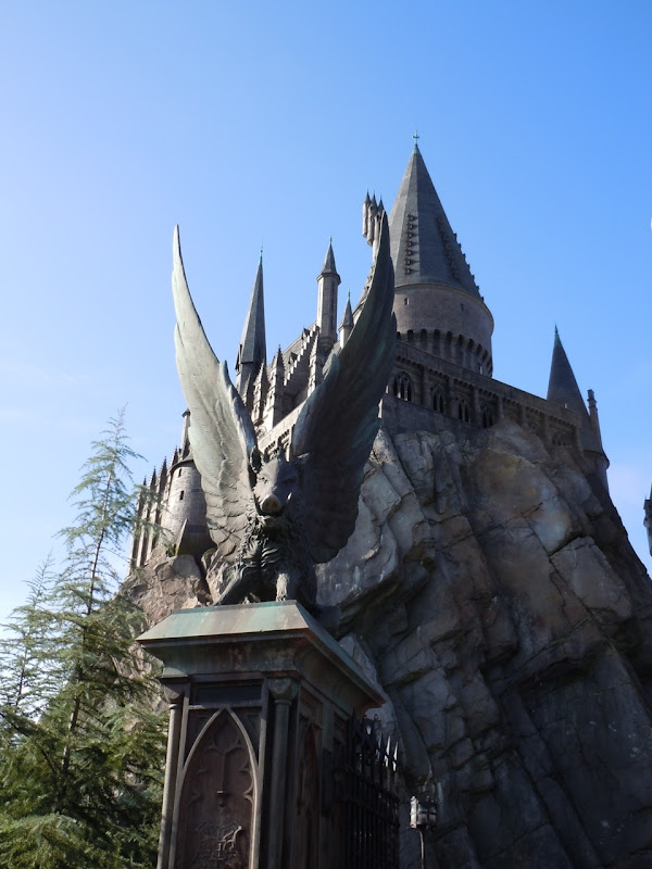 Hogwarts School Universal Orlando