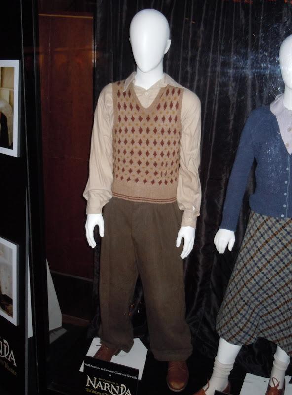 Eustace Scrubb Narnia Dawn Treader costume