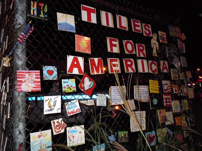 Tiles for America New York