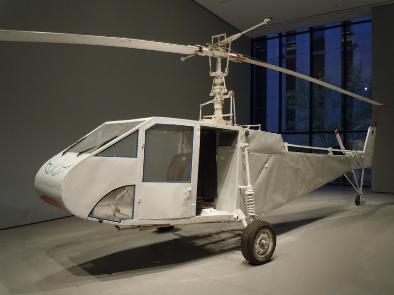 Farmers and helicopter MoMA
