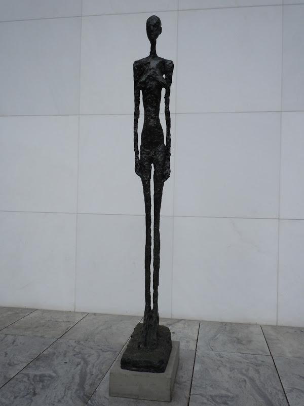 Tall Figure III sculpture Alberto Giacometti