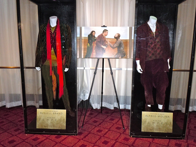 The Tempest movie costumes