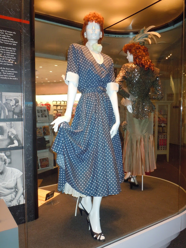 I Love Lucy TV costumes