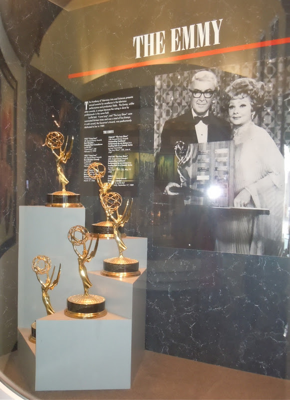 Lucille Ball's Emmy Awards