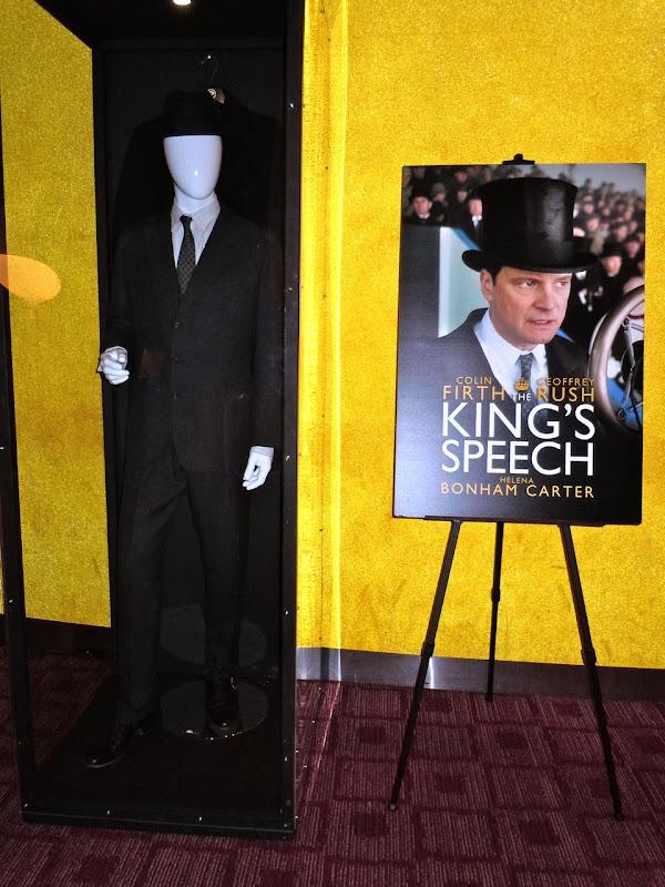 The King's Speech movie costume