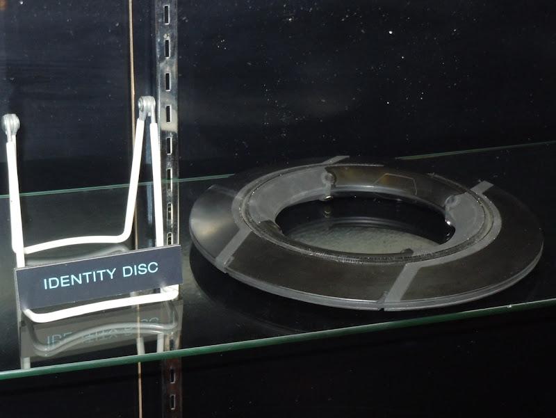 Tron Legacy Identity Disc film prop
