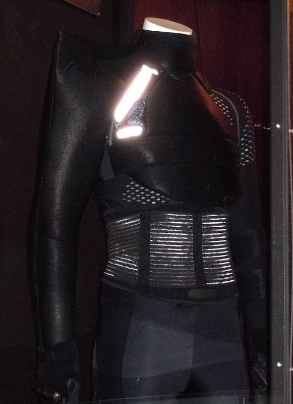 Tron Legacy Grid Gladiator costume