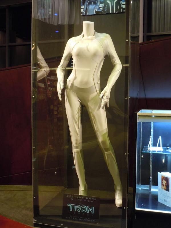 Gem Siren Tron Legacy costume