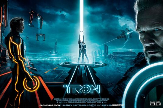 Tron Legacy poster