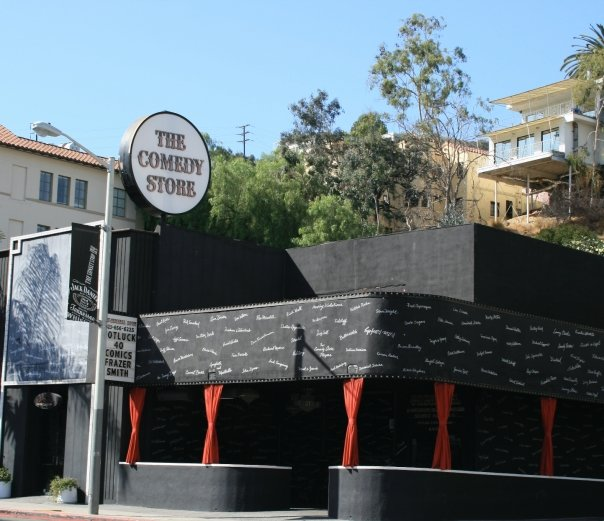 Comedy Store Sunset Strip