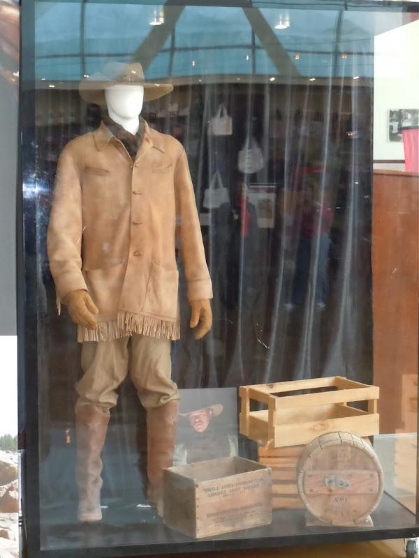 Texas Ranger La Beouf True Grit costume