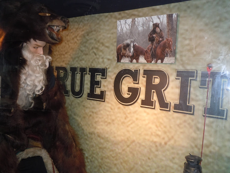 Bear Man True Grit movie costume