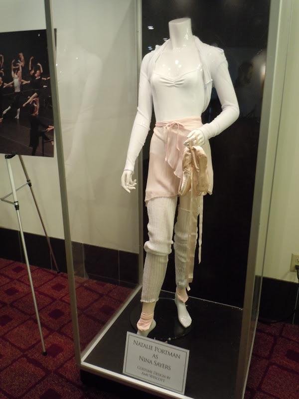 Natalie Portman Black Swan ballet costume