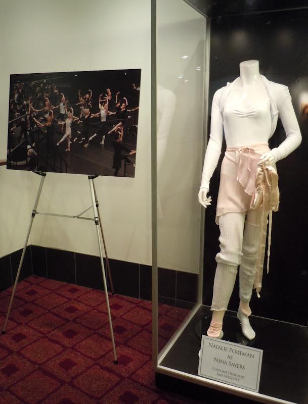 Natalie Portman Black Swan outfit Natalie Portman Black Swan costume