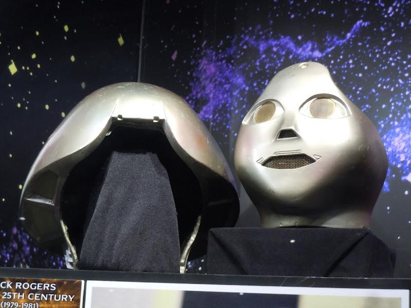 Buck Rogers TV show Twiki helmet