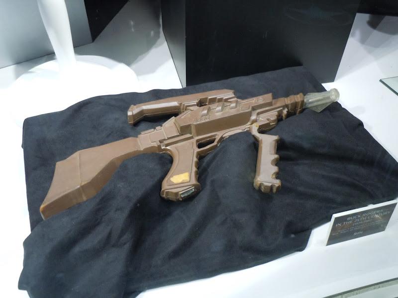 Buck Rogers TV gun prop