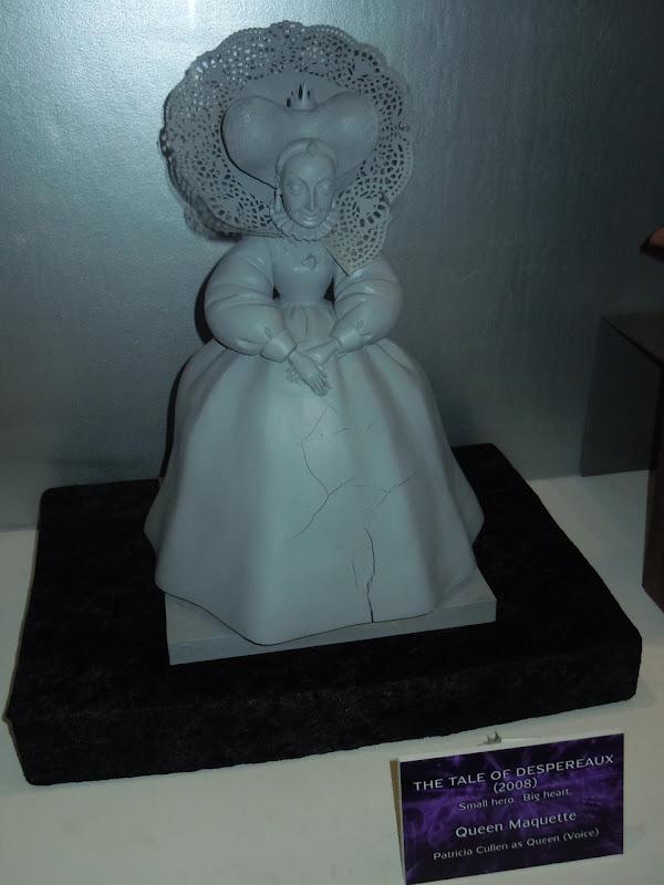 Despereaux Queen Maquette
