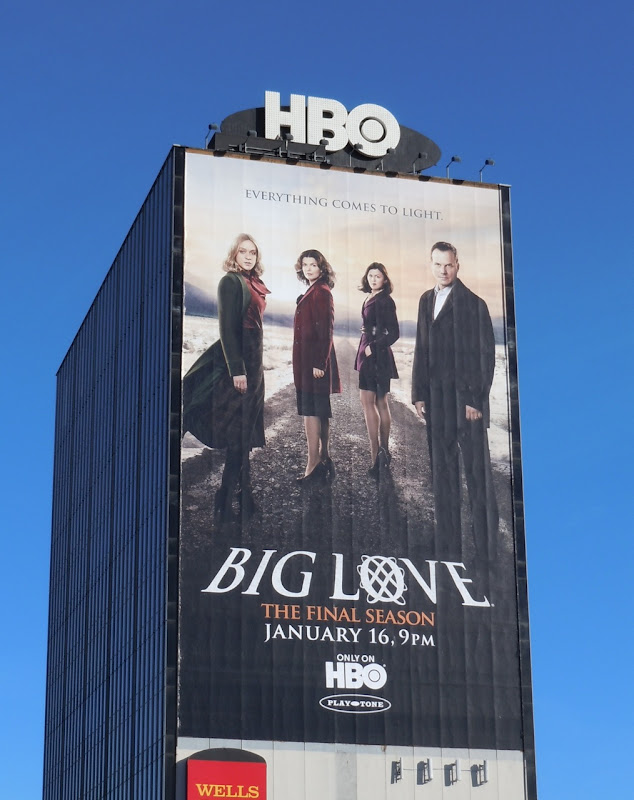 Big Love season 5 billboard