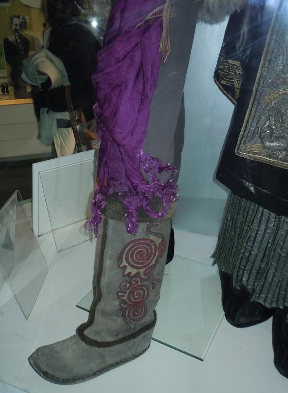 Mummy 3 Himalaya boots