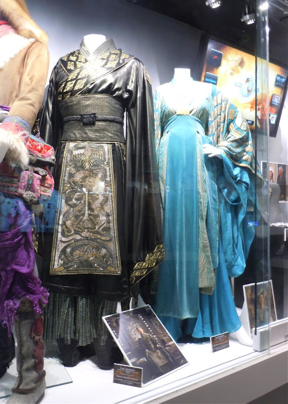 The Mummy Tomb of the Dragon Emperor costumes