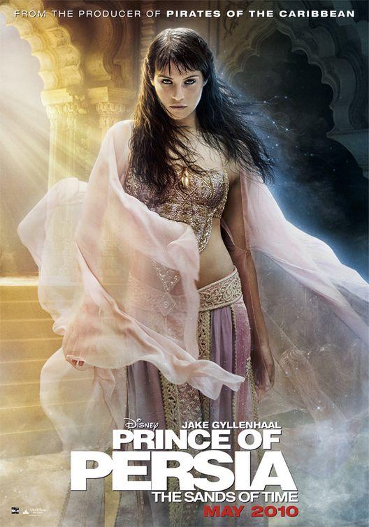 Tamina Prince of Persia poster