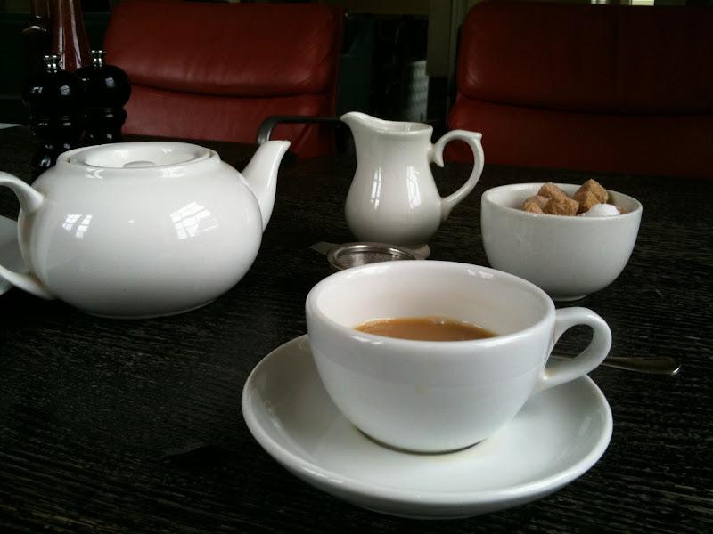Soho House tea