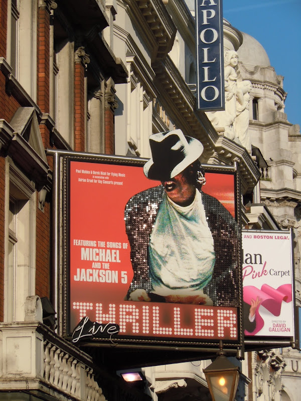Thriller Live musical London