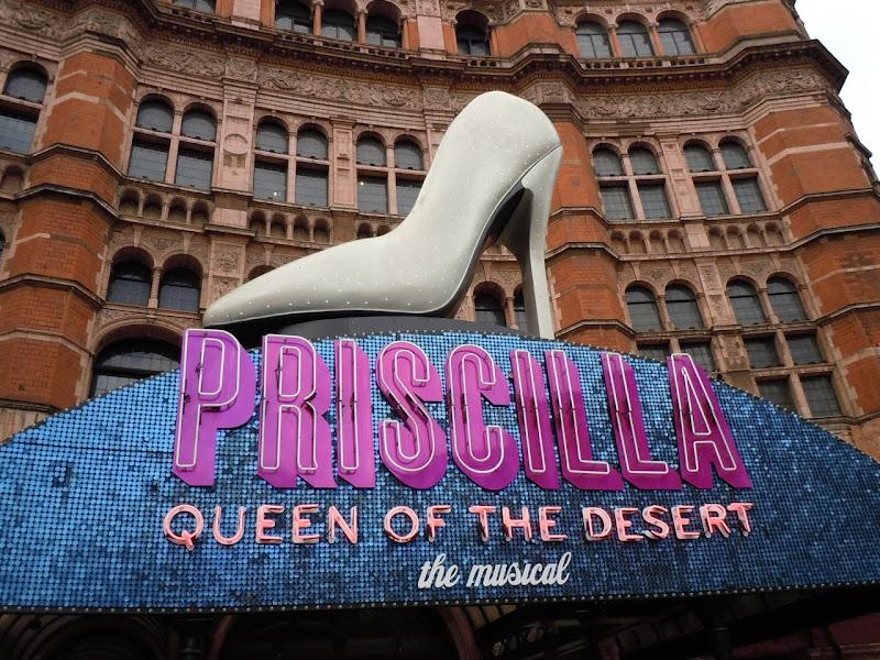 Priscilla Queen of the Desert musical