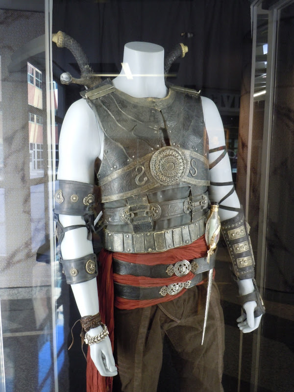 Jake Gyllenhaal Prince of Persia costume