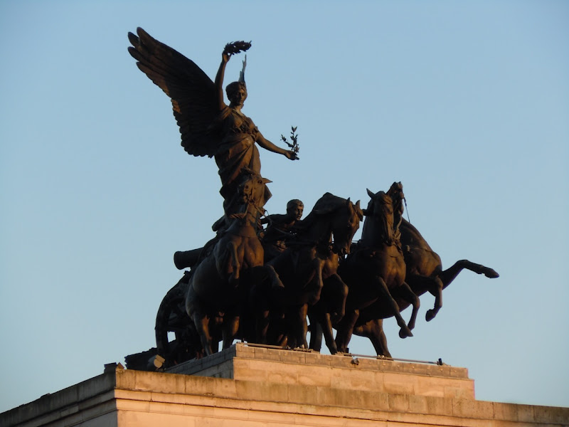 Angel of Peace Hyde Park Corner