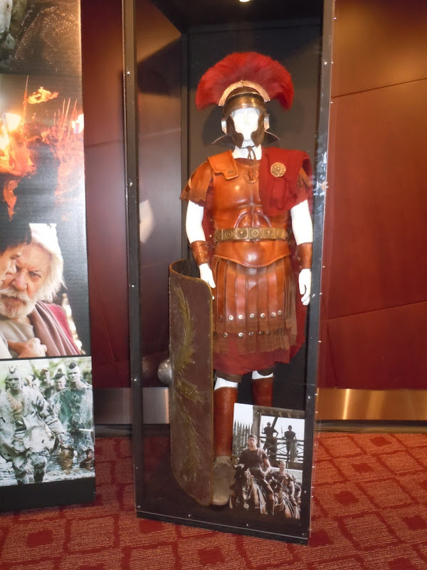 Centurion costume The Eagle movie