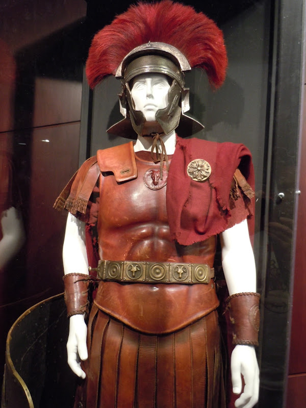 The Eagle Roman centurion movie costume