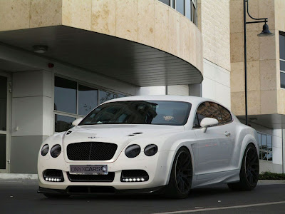 2010 ONYX Bentley Continental Platinium GTO