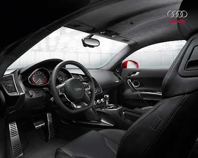 2009 Audi R8 V10
