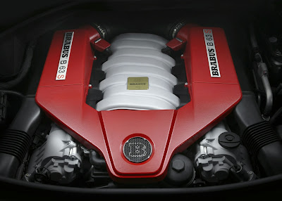 2009 Brabus Mercedes ML