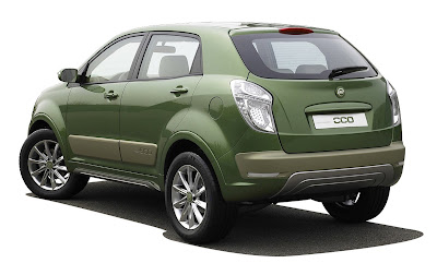 2009 Ssangyong C200 Eco Concept