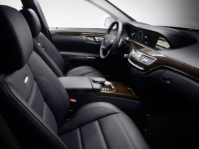 2010 Mercedes S  AMG