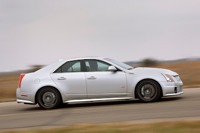 2009 Hennessey Performance Cadillac CTS-V