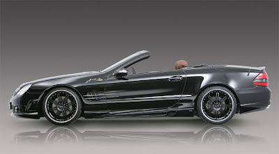 Piecha Design Mercedes SL Avalange RS