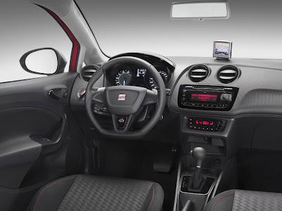 2009 Seat Ibiza FR