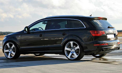 2009 AVUS PERFORMANCE Audi Q7