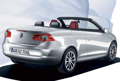 2009 Volkswagen Eos White Night