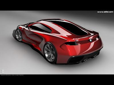 2009 Idries Noah BMW M Concept
