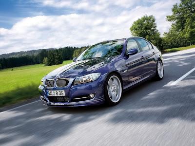 BMW ALPINA B3 Style. 2009